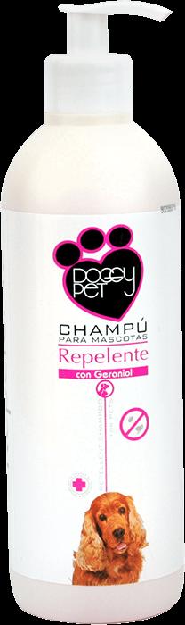 Champú Repelente