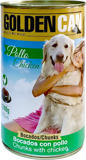 Lata Golden Can Pollo
