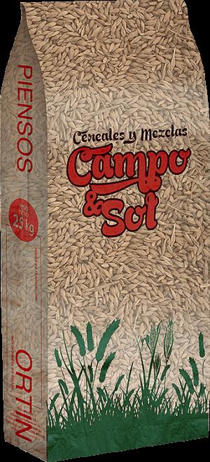 Cebada Campo & Sol